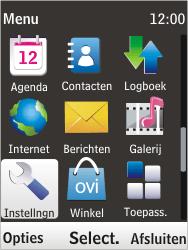 Nokia 6303i classic - Internet - Handmatig instellen - Stap 3