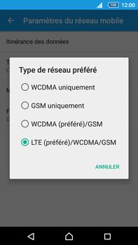 Sony Xperia Z5 Premium (E6853) - Réseau - Changer mode réseau - Étape 7