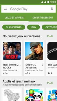 OnePlus 3 - Applications - Télécharger des applications - Étape 7