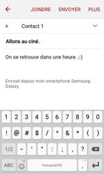 Samsung Galaxy J1 (2016) (J120) - E-mail - envoyer un e-mail - Étape 9