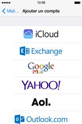 Apple iPhone 4 - E-mails - Ajouter ou modifier votre compte Outlook - Étape 5