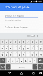 Sony Xperia X Performance (F8131) - Applications - Créer un compte - Étape 12