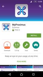 Sony Xperia M5 - Applications - MyProximus - Step 7