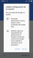 Samsung Galaxy A3 (2016) - Primeros pasos - Activar el equipo - Paso 9
