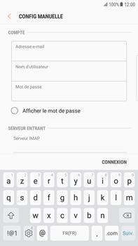 Samsung Samsung G928 Galaxy S6 Edge + (Android N) - E-mail - Configuration manuelle - Étape 9
