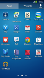 Samsung I9195 Galaxy S IV Mini LTE - Applications - Downloading applications - Step 3