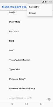 Nokia 7 Plus - MMS - configuration manuelle - Étape 16