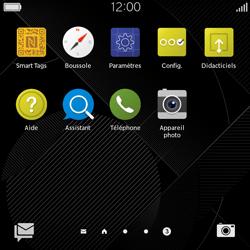 BlackBerry Classic - E-mail - Configuration manuelle - Étape 3