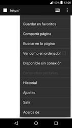 Alcatel Idol 3 - Internet - Configurar Internet - Paso 21