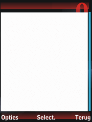 Nokia 2730 classic - Internet - hoe te internetten - Stap 16
