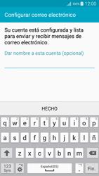 Samsung A500FU Galaxy A5 - E-mail - Configurar Outlook.com - Paso 10