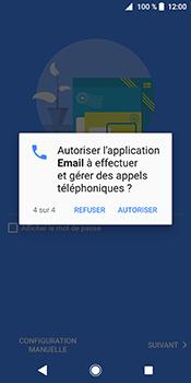 Sony Xperia XZ2 - E-mails - Ajouter ou modifier votre compte Outlook - Étape 13