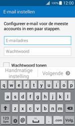 Samsung G357 Galaxy Ace 4 - E-mail - handmatig instellen - Stap 5