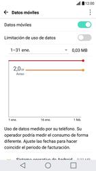 LG G5 - Internet - Ver uso de datos - Paso 4
