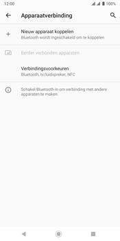 Sony xperia-xz3-dual-sim-model-h9438 - NFC - NFC activeren - Stap 5