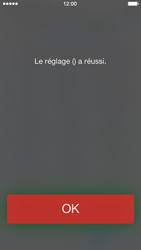 Apple iPhone 5s - Messagerie vocale - Configuration manuelle - Étape 7