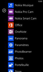Nokia Lumia 1020 - Aller plus loin - Restaurer les paramètres d'usines - Étape 3