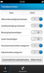 BlackBerry Z10 - MMS - Handmatig instellen - Stap 7