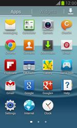 Samsung I8190 Galaxy S III Mini - Network - Change networkmode - Step 4