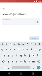 LG Nexus 5X - Android Oreo - E-mail - Handmatig instellen - Stap 12