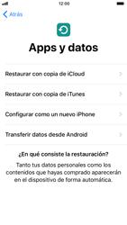 Apple iPhone 6s - iOS 11 - Primeros pasos - Activar el equipo - Paso 16
