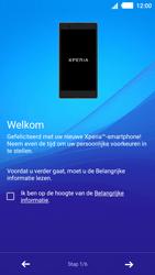 Sony E2303 Xperia M4 Aqua - Toestel - Toestel activeren - Stap 5