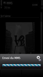 Nokia X6-00 - MMS - envoi d'images - Étape 14