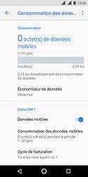 Nokia 3.1 - Internet et connexion - Désactiver la connexion Internet - Étape 6