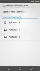 Sony Xperia M2 4G (D2303) - Contacten en data - Contacten overzetten via Bluetooth - Stap 10