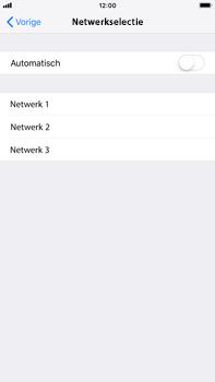 Apple iPhone 6 Plus - iOS 12 - Netwerk - gebruik in het buitenland - Stap 7