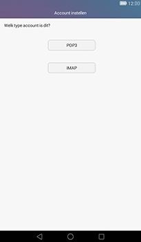 Huawei MediaPad T1 (7.0) - E-mail - handmatig instellen - Stap 7