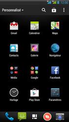 HTC Desire 516 - Internet - Navigation sur Internet - Étape 2