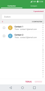 LG Q6 (LG M700n) - E-mail - Hoe te versturen - Stap 7