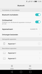 Huawei P9 - Bluetooth - headset, carkit verbinding - Stap 8