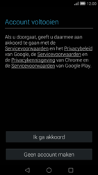 Huawei Ascend Mate 7 4G (Model MT7-L09) - Applicaties - Account aanmaken - Stap 13