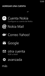 Nokia Lumia 520 - E-mail - Configurar correo electrónico - Paso 6