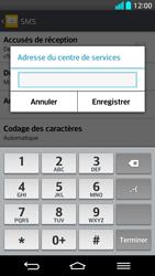 LG G2 - SMS - Configuration manuelle - Étape 8