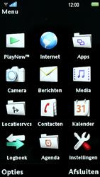 Sony Ericsson U8i Vivaz Pro - Internet - handmatig instellen - Stap 3