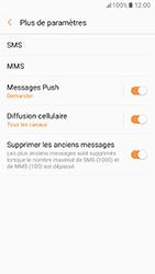 Samsung Galaxy A5 (2017) - SMS - configuration manuelle - Étape 7