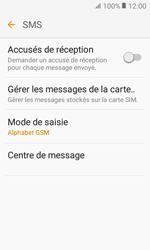 Samsung G389 Galaxy Xcover 3 VE - SMS - Configuration manuelle - Étape 8