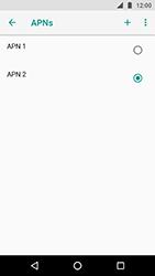 Motorola Moto X4 - Internet (APN) - Como configurar a internet do seu aparelho (APN Nextel) - Etapa 18