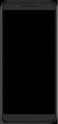 Alcatel 3L - Premiers pas - Configuration de l