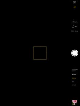 Apple iPad Pro 9.7 - Funciones básicas - Uso de la camára - Paso 8