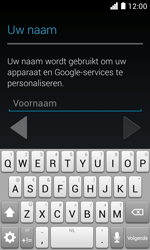 Huawei Ascend Y330 - Applicaties - Account aanmaken - Stap 4