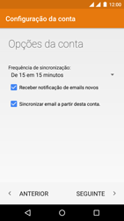 Wiko Rainbow Jam DS - Email - Configurar a conta de Email -  19