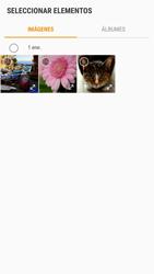 Samsung Galaxy S7 - Android Nougat - Mensajería - Escribir y enviar un mensaje multimedia - Paso 14