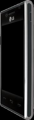 LG T385 - Premiers pas - Découvrir les touches principales - Étape 8