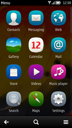 Nokia 700 - Internet - Enable or disable - Step 3