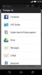 HTC Desire 610 - Internet et connexion - Naviguer sur internet - Étape 22