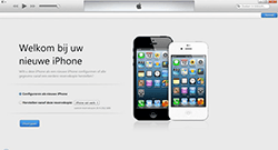 Apple iPhone 5 - Software - PC-software installeren - Stap 9